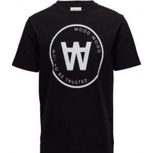 Wood Wood Aa Seal T-Shirt lyhythihainen t-paita