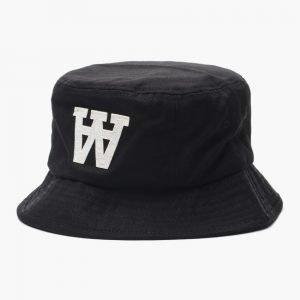 Wood Wood Bucket Hat Logo
