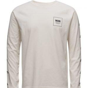 Wood Wood Han Longsleeve pitkähihainen t-paita
