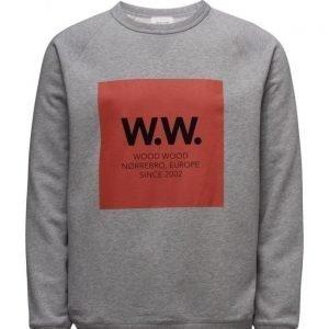 Wood Wood Hester Sweatshirt svetari