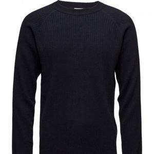 Wood Wood Johnny Sweater pyöreäaukkoinen neule