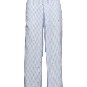 Wood Wood Marion Trousers leveälahkeiset housut