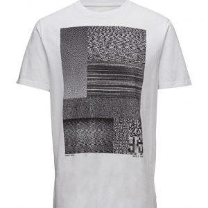 Wood Wood Noise T-Shirt lyhythihainen t-paita