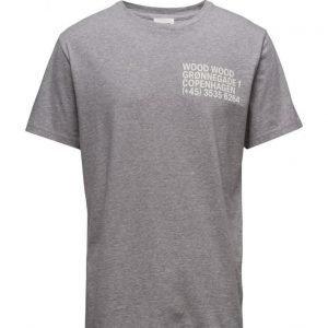 Wood Wood Slater T-Shirt lyhythihainen t-paita