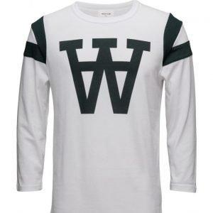 Wood Wood William Longsleeve pitkähihainen t-paita