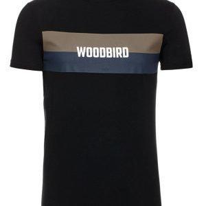 Woodbird Sebastian T-paita