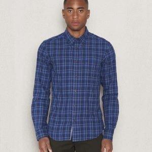 Wrangler 1 Pocket Button- Down Shirt New Indigo