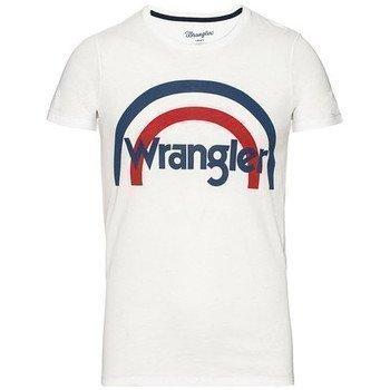 Wrangler T-paita lyhythihainen t-paita