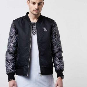 Wreckless Heroic Jacket Black