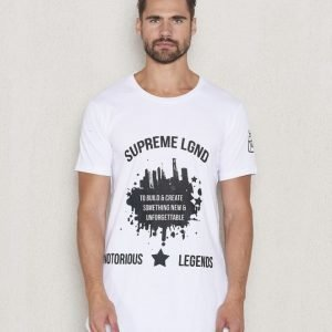 Wreckless Noturius Tee White