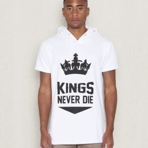 Wreckless Nvr Die Sweat Tee White