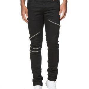 Wreckless Prayer Jeans Black
