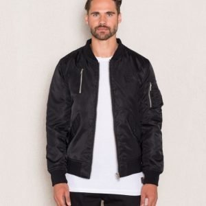 Wreckless Wrkls Bomber Black