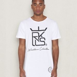 Wreckless Wrkls Tee Zip White