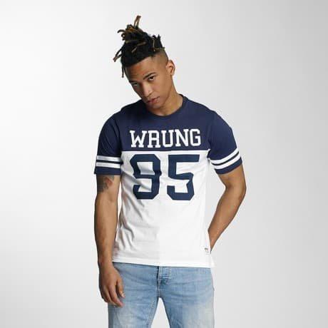 Wrung Division T-paita Sininen