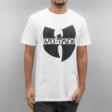 Wu-Tang T-paita Valkoinen