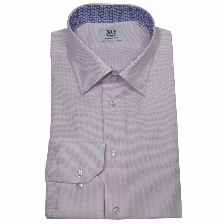 Xo Shirtmaker Gordon Details Modern Fit Kauluspaita