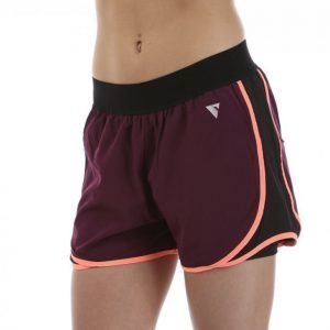 Y.A.S Pipe Layer Short Treenishortsit Lila