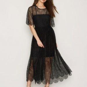 Y.A.S Yasamina Dress Maksimekko Musta