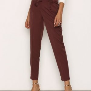 Y.A.S Yastudor Nw Pant Chinot Burgundy