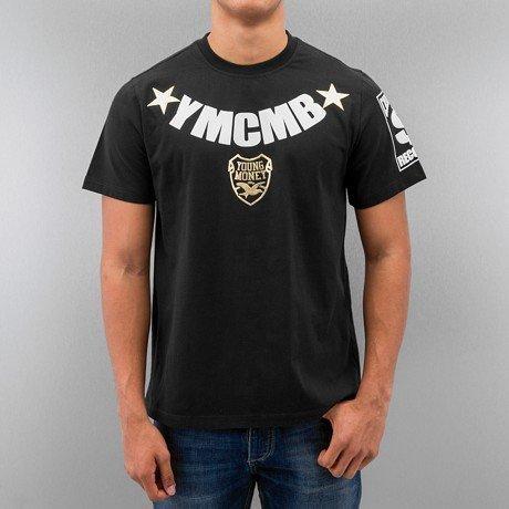 YMCMB T-paita Musta