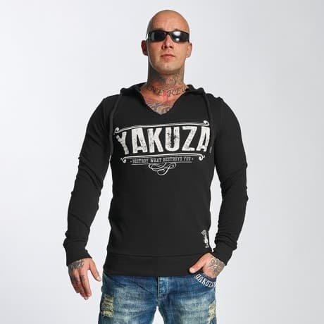 Yakuza Huppari Musta