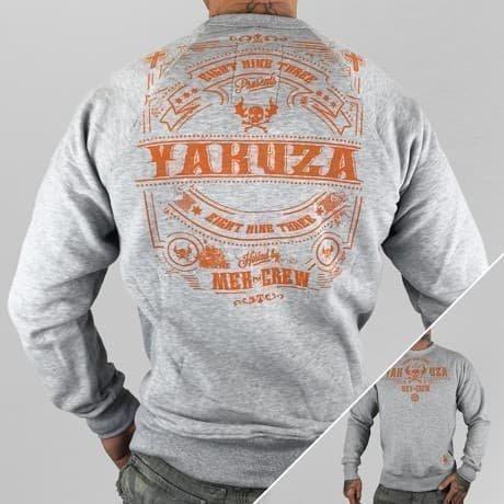 Yakuza Pusero Harmaa