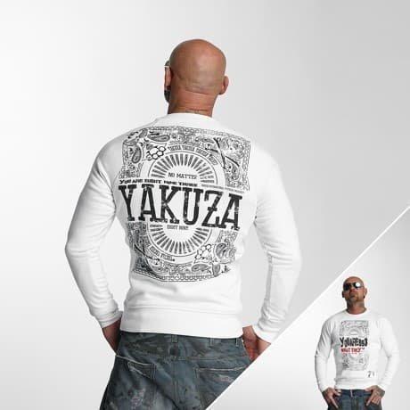 Yakuza Pusero Valkoinen