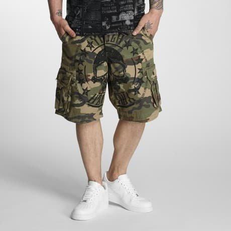 Yakuza Shortsit Camouflage
