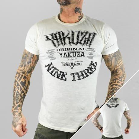 Yakuza T-paita Harmaa