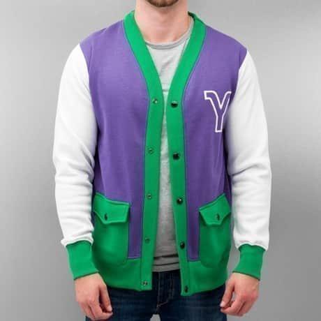 Yezz Collegetakki Purpuranpunainen