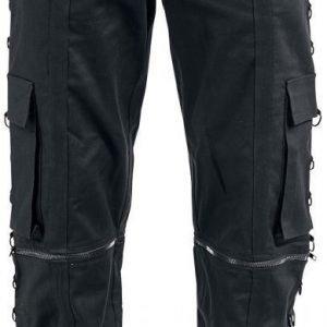 Zoelibat Zipper Trousers Farkut