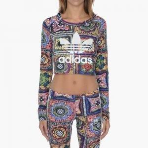 adidas Originals Crochita Long Sleeve Tee