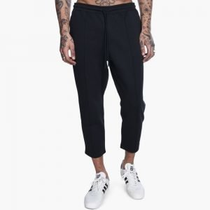 adidas Originals Cropped Pintuck Track Pants