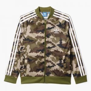 adidas Originals Junior Fight For Your Right Track Top