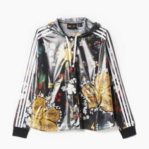 adidas Originals x Pharrell Williams Artist Poncho