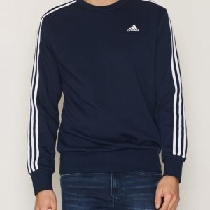 adidas Sport Performance Ess 3S Crew Ft Pusero navy/white