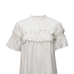 by Ti Mo Ruffles T-Shirt lyhythihainen pusero