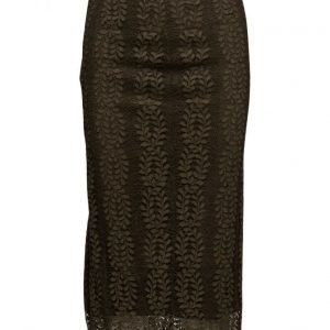by Ti Mo Structured Skirt mekko