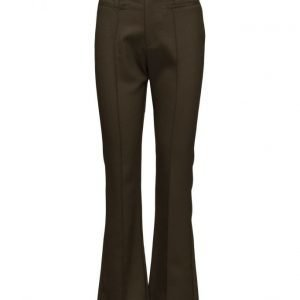 by Ti Mo Tailored Slim Trouser leveälahkeiset housut