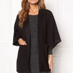 b.young Hilly kimono 80001 Black