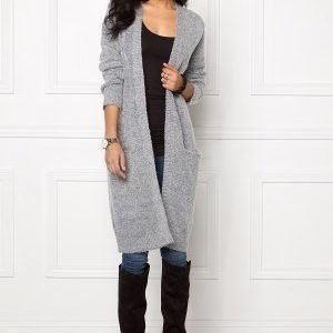 b.young Magalene Cardigan Light Grey Melange