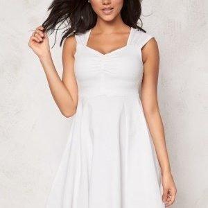 b.young Sholia Dress 80115 Off White