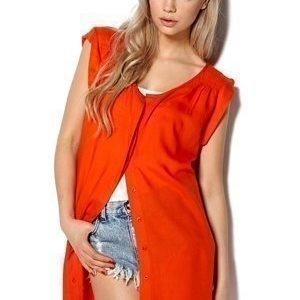 b.young Vigdis Tunic Sunset