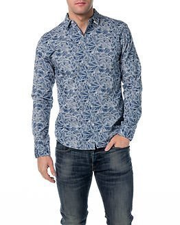 edc by Esprit Alrik Shirt Mood Indigo