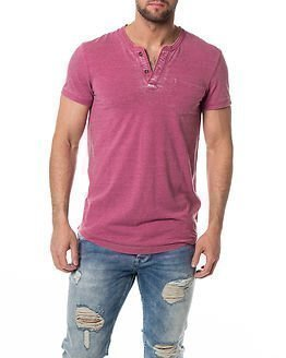 edc by Esprit Burn Out Henley Red