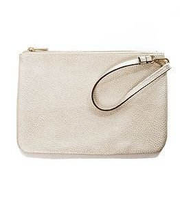 edc by Esprit Claudia Clutch Silver