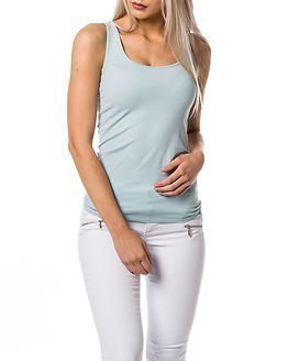 edc by Esprit Co El Tank Top Light Blue