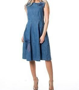 edc by Esprit Denim Dress Medium Blue