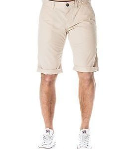 edc by Esprit Flow Chino Berm Shorts Beige